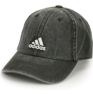 Adidas®NWT Saturday Denim Dark Wash Baseball Cap